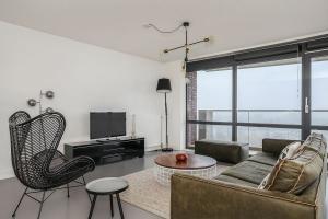 Bekijk appartement te huur in Rotterdam Lloydkade: Mooi appartement  - € 1295, 90m2 - 333457